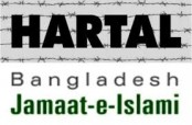 Jamaat calls hartal for Thursday