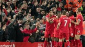 Liverpool beat Man City by the slenderest margin