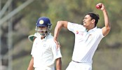 India A feast on Tigers' bowling
